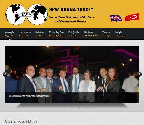 Adana BPW - İş ve Meslek Kadınları Federasyonu