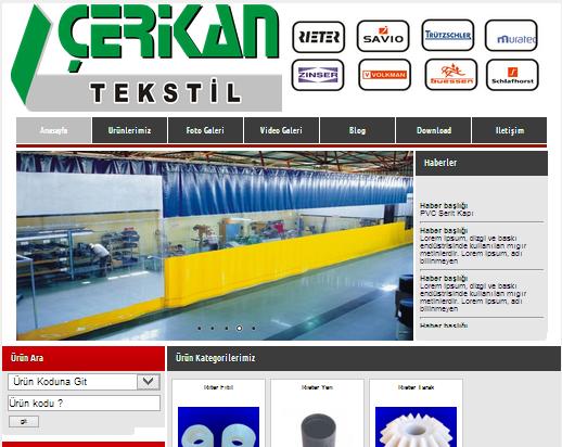 Çerikan Tekstil